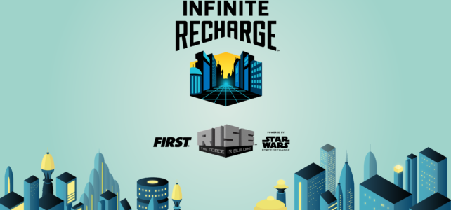 Infinite Recharge: Star Wars and FIRST partner for FRC 2020 Game!
