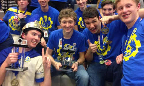 March 21-22, 2014 – Shorewood District Competition